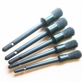 Car care detailing brushes